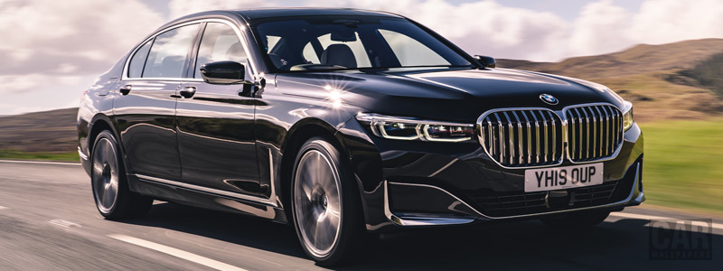 Обои автомобили BMW 730Ld UK-spec - 2019 - Car wallpapers