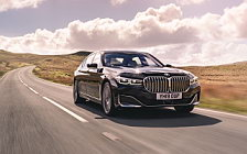 Обои автомобили BMW 730Ld UK-spec - 2019