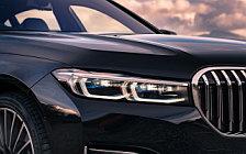 Обои автомобили BMW 730Ld UK-spec - 2019