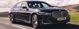 BMW 730Ld UK-spec - 2019
