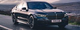 BMW 750i xDrive M Sport UK-spec - 2019