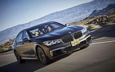 Обои автомобили BMW M760i xDrive US-spec - 2017