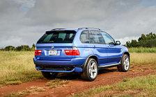Обои автомобили BMW X5 4.6is US-spec - 2002