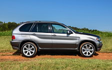 Обои автомобили BMW X5 4.8is US-spec - 2004