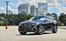 Обои автомобили BMW X5 M50d US-spec - 2018
