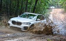 Обои автомобили BMW X5 xDrive40i US-spec - 2018