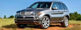 BMW X5 4.8is US-spec - 2004
