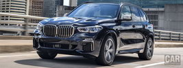 BMW X5 M50d US-spec - 2018