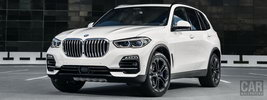 BMW X5 xDrive30d US-spec - 2018