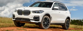BMW X5 xDrive40i US-spec - 2018