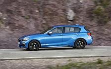 Обои автомобили BMW M140i xDrive Edition Shadow 5door - 2017
