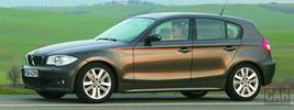 BMW 1 Series 5 door - 2004