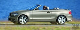 BMW 1 Series Convertible - 2007