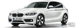 BMW 116d EfficientDynamics Edition 5door - 2015