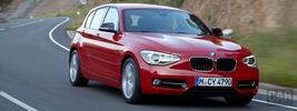 BMW 118i 5-door Sport Line - 2011