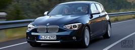 BMW 120d 5-door Urban Line - 2011