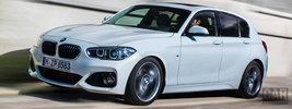 BMW 125i M Sport Package 5door - 2015