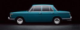 BMW 1500 E115 - 1962-1964