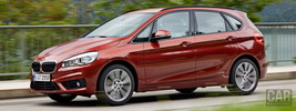 BMW 218d Active Tourer - 2014