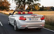 Обои автомобили BMW 228i Convertible - 2014