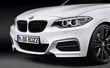 Обои автомобили BMW 2-series Convertible M Performance Parts - 2015