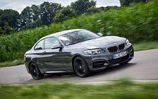 Обои автомобили BMW M240i xDrive Coupe - 2017