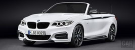 BMW 2-series Convertible M Performance Parts - 2015