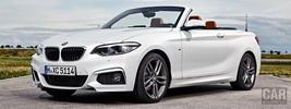 BMW 220d Convertible M Sport - 2017