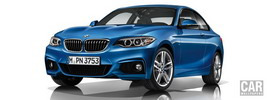 BMW 220d Coupe M Sport Package - 2013
