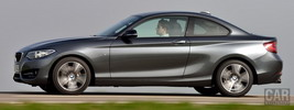 BMW 220i Coupe Sport Line - 2014