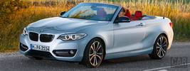 BMW 228i Convertible - 2014