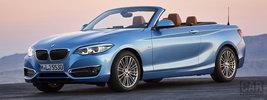 BMW 230i Convertible Luxury Line - 2017