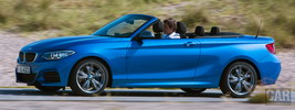 BMW M235i Convertible - 2014