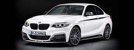 BMW M235i Coupe M Performance Parts - 2014