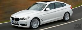BMW 3-Series Gran Turismo Luxury Line - 2013