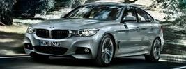 BMW 3-Series Gran Turismo M Sport Package - 2013