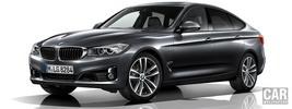 BMW 3-Series Gran Turismo Sport Line - 2013