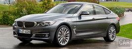 BMW 330i Gran Turismo Luxury - 2016