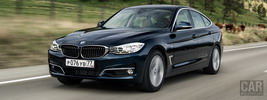 BMW 335i Gran Turismo Luxury Line - 2013