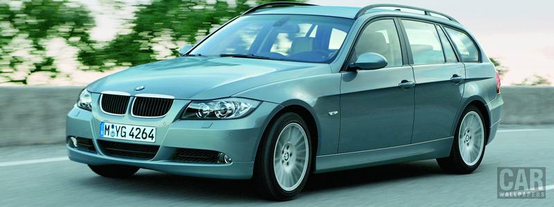 Обои автомобили - BMW 3-Series Touring - Car wallpapers
