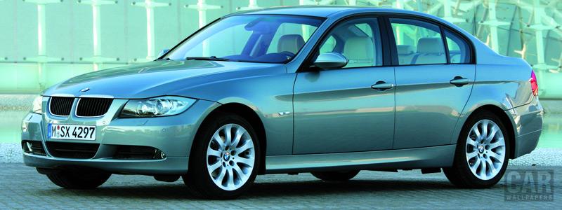 Обои автомобили - BMW 3-Series - Car wallpapers