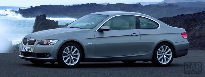 Обои автомобили - BMW 3-Series Coupe - Car wallpapers