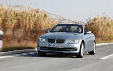 Обои автомобили BMW 3-Series Convertible - 2010