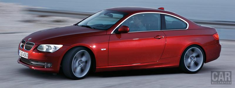 Обои автомобили BMW 3-Series Coupe - 2010 - Car wallpapers