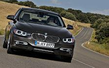 Обои автомобили BMW 320d Sedan Modern Line - 2012