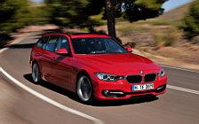 Обои автомобили BMW 328i Touring Sport Line - 2012