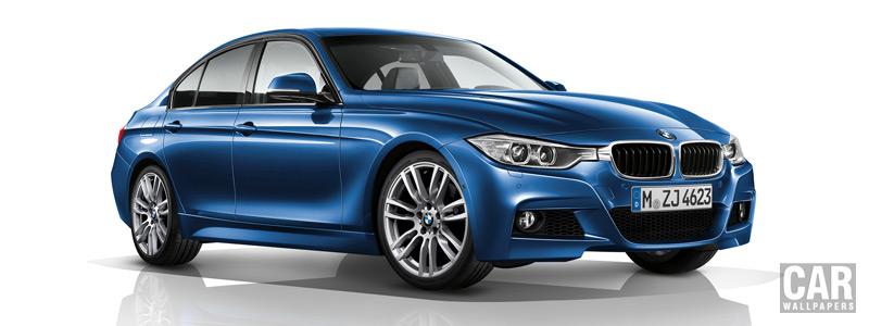 Обои автомобили BMW 3-Series Sedan M Sports Package - 2012 - Car wallpapers