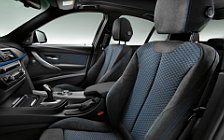 Обои автомобили BMW 3-Series Sedan M Sports Package - 2012