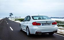 Обои автомобили BMW 330e M Sport - 2016