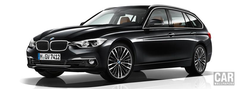 Обои автомобили BMW 330d Touring Edition Luxury Line Purity - 2017 - Car wallpapers